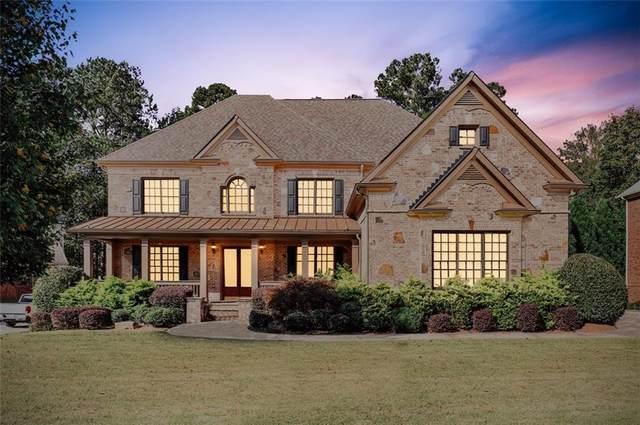 3795 Sweat Creek Run, Marietta, GA 30062 (MLS #6960176) :: Path & Post Real Estate