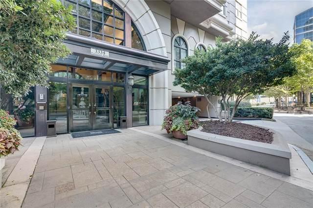 3334 Peachtree Road NE #1013, Atlanta, GA 30326 (MLS #6960181) :: The Kroupa Team | Berkshire Hathaway HomeServices Georgia Properties