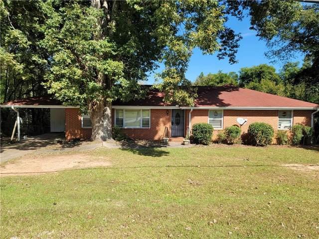 909 E Mcintosh Road, Griffin, GA 30223 (MLS #6960191) :: North Atlanta Home Team