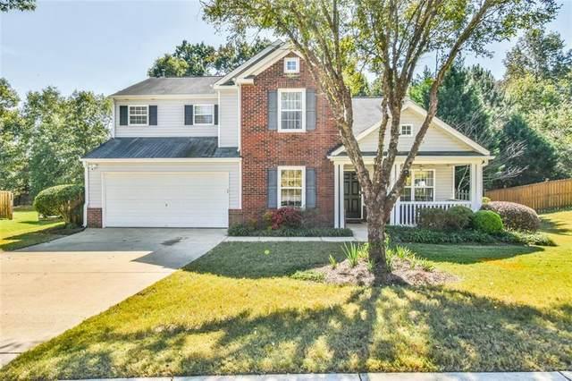 1725 Ivey Pointe Court, Lawrenceville, GA 30045 (MLS #6960194) :: North Atlanta Home Team