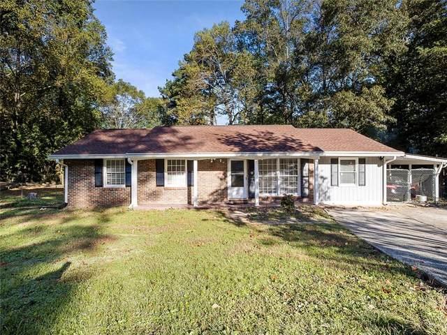 374 Camelot Parkway, Jonesboro, GA 30236 (MLS #6960210) :: Todd Lemoine Team