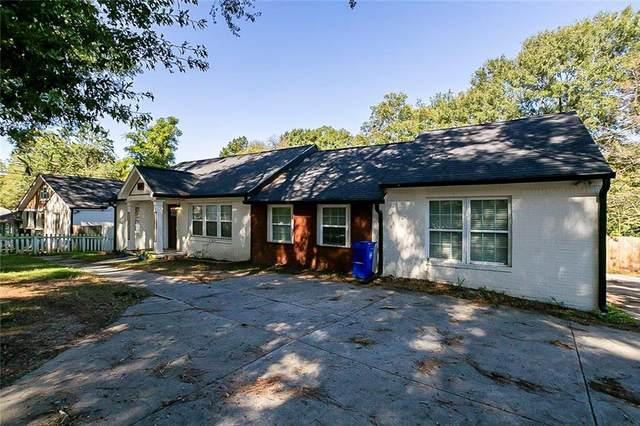 2396 Lynn Iris Drive, Decatur, GA 30032 (MLS #6960223) :: North Atlanta Home Team