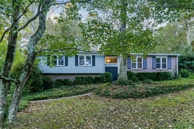 3270 Wendwood Drive, Marietta, GA 30062 (MLS #6960232) :: Path & Post Real Estate