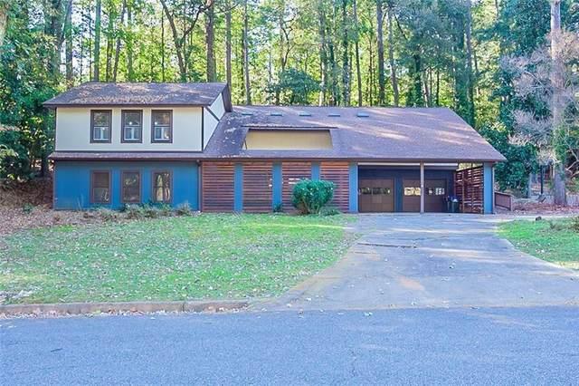 1260 Northshore Drive, Roswell, GA 30076 (MLS #6960233) :: The Kroupa Team | Berkshire Hathaway HomeServices Georgia Properties