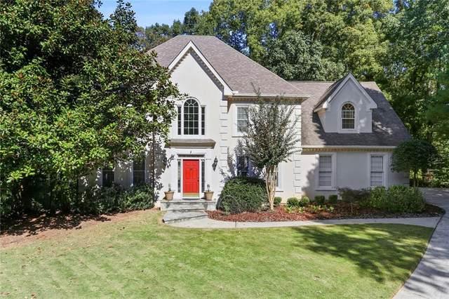 355 Banyon Brook Point, Roswell, GA 30076 (MLS #6960243) :: The Kroupa Team | Berkshire Hathaway HomeServices Georgia Properties
