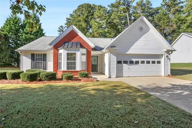 300 Sterling Hill Drive, Lawrenceville, GA 30046 (MLS #6960245) :: North Atlanta Home Team