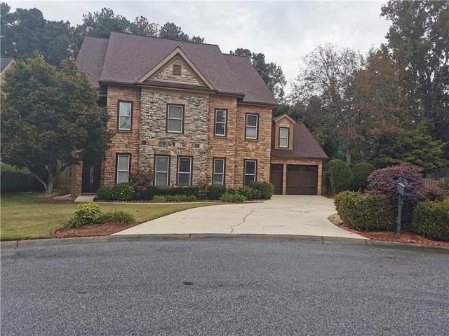 4635 Kempton Place NE, Marietta, GA 30067 (MLS #6960247) :: North Atlanta Home Team