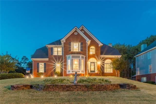 7529 Greens Mill Drive, Loganville, GA 30052 (MLS #6960249) :: North Atlanta Home Team