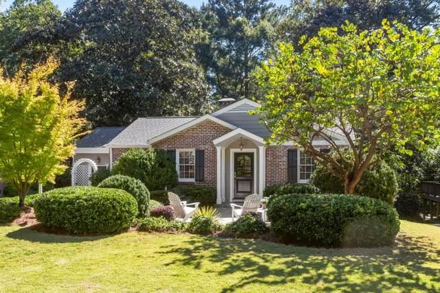 1921 Colland Drive NW, Atlanta, GA 30318 (MLS #6960257) :: The Kroupa Team | Berkshire Hathaway HomeServices Georgia Properties