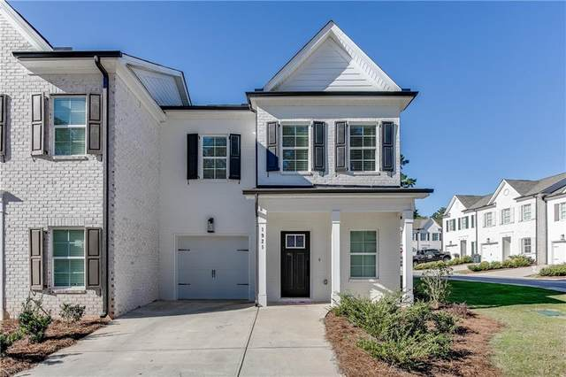 1921 Avenel Lane, Augusta, GA 30907 (MLS #6960268) :: The Kroupa Team   Berkshire Hathaway HomeServices Georgia Properties