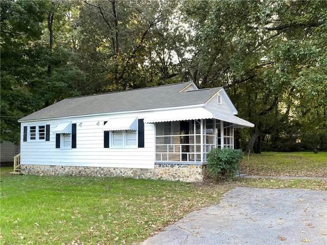 105 S Louise Avenue, Calhoun, GA 30701 (MLS #6960285) :: No Place Like Home Georgialina