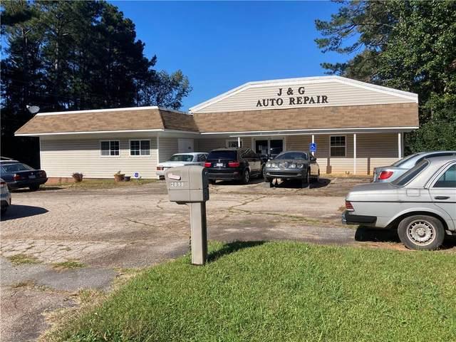 2898 W Point Road, Lagrange, GA 30240 (MLS #6960290) :: Virtual Properties Realty