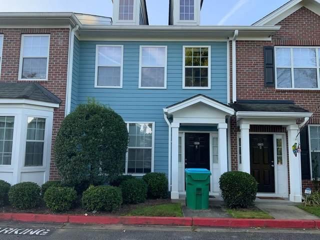 369 Pine Hill Place #1, Norcross, GA 30093 (MLS #6960295) :: North Atlanta Home Team