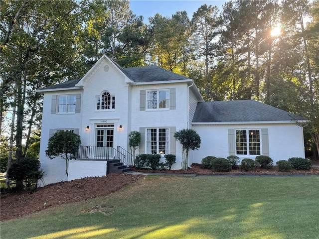 4100 Springwood Place, Marietta, GA 30062 (MLS #6960330) :: The Durham Team