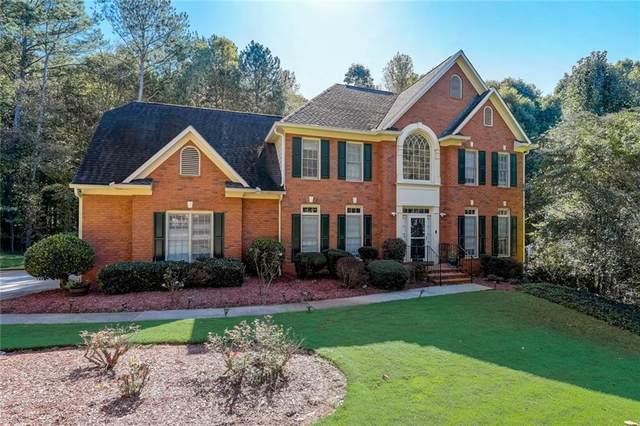 475 Woodbrook Way, Lawrenceville, GA 30043 (MLS #6960333) :: RE/MAX Paramount Properties