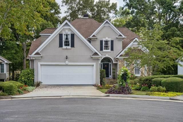 264 Spalding Gates Drive, Atlanta, GA 30328 (MLS #6960342) :: North Atlanta Home Team
