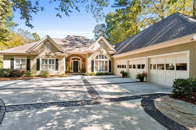 1338 Marietta Country Club Drive NW, Kennesaw, GA 30152 (MLS #6960354) :: Path & Post Real Estate