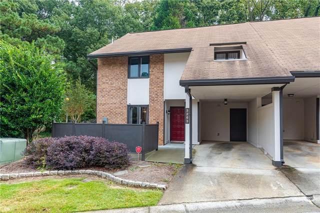 3263 Clairmont North NE 3263F, Brookhaven, GA 30329 (MLS #6960369) :: Virtual Properties Realty | The Tracy Prepetit Team