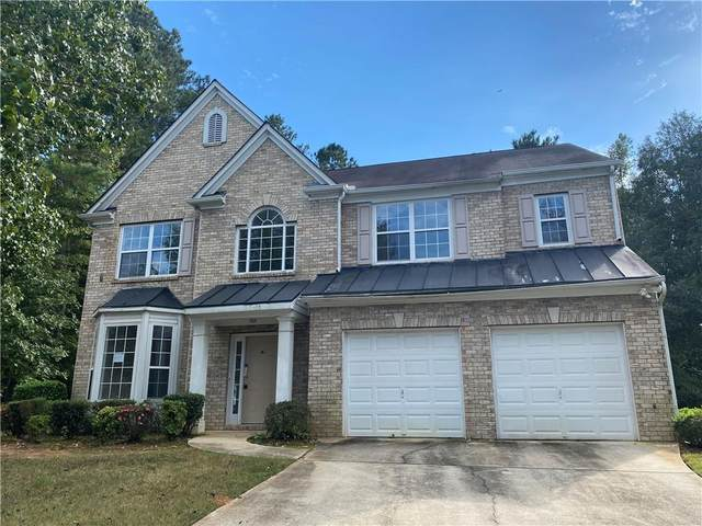 2736 Lakeside Drive SW, Conyers, GA 30094 (MLS #6960371) :: Virtual Properties Realty | The Tracy Prepetit Team