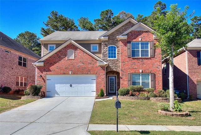 341 Kent Valley Circle, Tucker, GA 30084 (MLS #6960380) :: North Atlanta Home Team