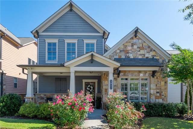 3013 Smyrna Grove Drive, Smyrna, GA 30082 (MLS #6960389) :: The Kroupa Team   Berkshire Hathaway HomeServices Georgia Properties