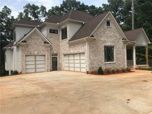 11275 Houze Road, Roswell, GA 30076 (MLS #6960408) :: The Kroupa Team | Berkshire Hathaway HomeServices Georgia Properties