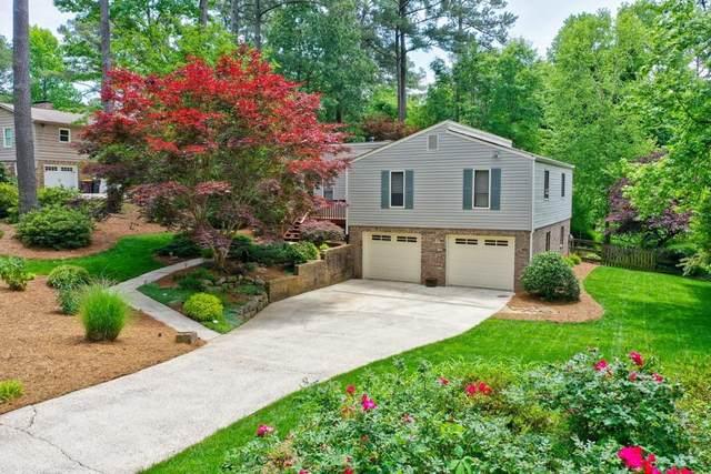3482 Holliglen Drive, Marietta, GA 30062 (MLS #6960424) :: Path & Post Real Estate