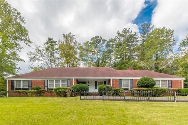 782 Niskey Lake Circle SW, Atlanta, GA 30331 (MLS #6960428) :: North Atlanta Home Team