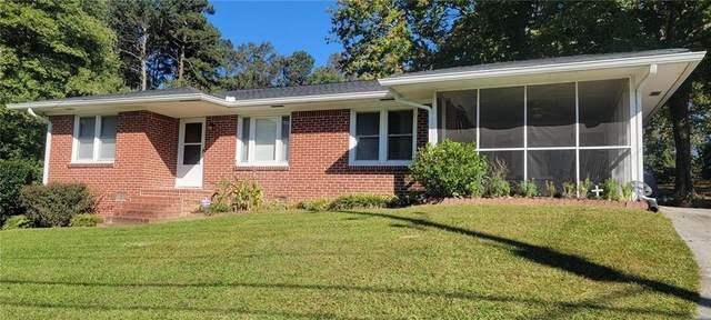 560 Swanson Drive, Lawrenceville, GA 30043 (MLS #6960433) :: North Atlanta Home Team