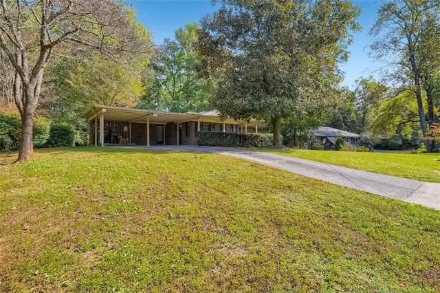 3341 King Springs Road SE, Smyrna, GA 30080 (MLS #6960452) :: The Kroupa Team | Berkshire Hathaway HomeServices Georgia Properties