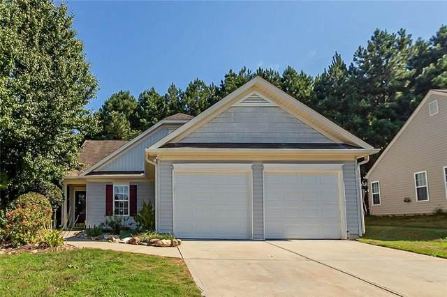 412 Redwood Trail, Canton, GA 30114 (MLS #6960456) :: The Kroupa Team | Berkshire Hathaway HomeServices Georgia Properties