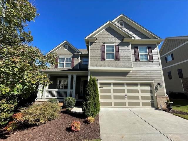 398 Summit Village Drive, Marietta, GA 30066 (MLS #6960481) :: North Atlanta Home Team
