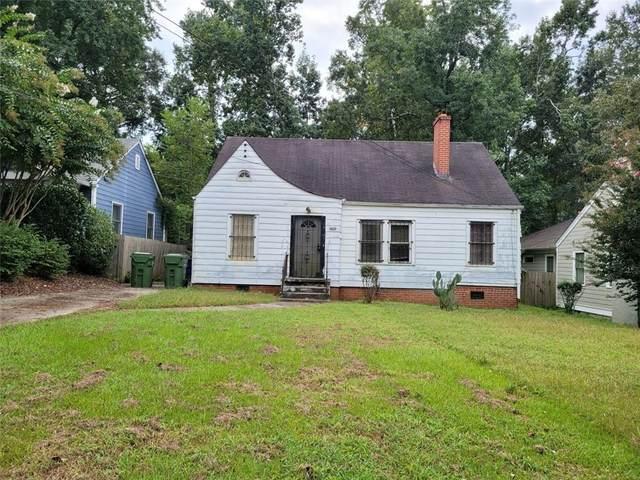 2723 Hosea L Williams Drive SE, Atlanta, GA 30317 (MLS #6960489) :: The Kroupa Team | Berkshire Hathaway HomeServices Georgia Properties