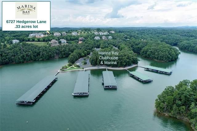 6727 Hedge Row Lane, Gainesville, GA 30506 (MLS #6960495) :: RE/MAX Paramount Properties