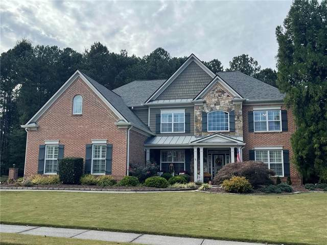1570 Sage Ridge Drive, Marietta, GA 30064 (MLS #6960498) :: The Kroupa Team | Berkshire Hathaway HomeServices Georgia Properties