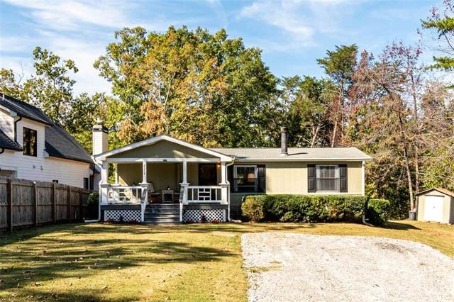 2253 Karen Lane, Gainesville, GA 30501 (MLS #6960510) :: Evolve Property Group