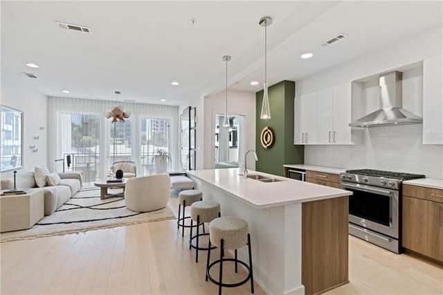 775 Juniper Street NE #213, Atlanta, GA 30308 (MLS #6960523) :: The Kroupa Team | Berkshire Hathaway HomeServices Georgia Properties
