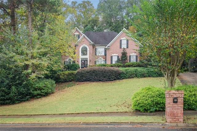 1388 Valley Reserve Drive NW, Kennesaw, GA 30152 (MLS #6960525) :: Path & Post Real Estate