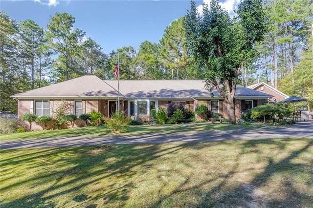 80 Picketts Lake Way W, Acworth, GA 30101 (MLS #6960526) :: North Atlanta Home Team