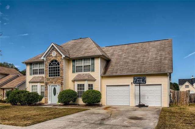 1303 Quail Hunt Drive, Riverdale, GA 30296 (MLS #6960527) :: North Atlanta Home Team