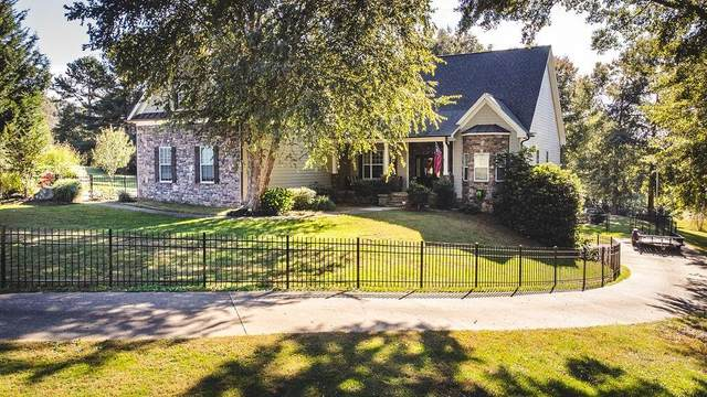 3553 Old State Road, Talmo, GA 30575 (MLS #6960528) :: The Durham Team