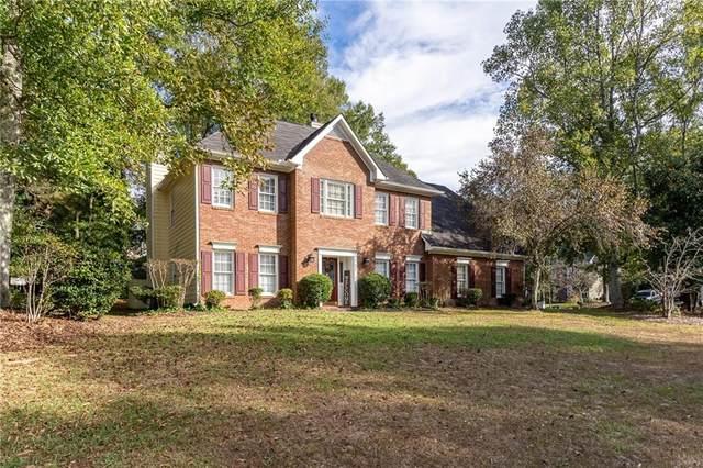 2730 Wynford Avenue SW, Marietta, GA 30064 (MLS #6960531) :: The Kroupa Team | Berkshire Hathaway HomeServices Georgia Properties