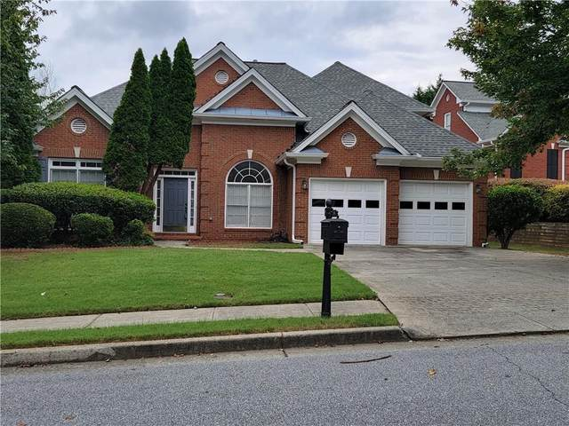 2604 Harman Park Circle, Duluth, GA 30097 (MLS #6960532) :: North Atlanta Home Team
