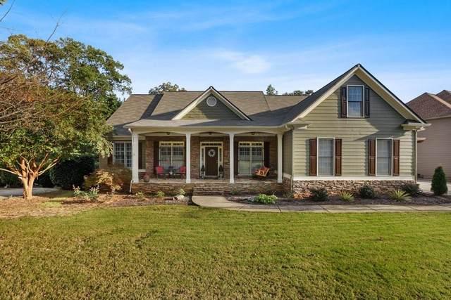 814 Golden Wood Trace, Canton, GA 30114 (MLS #6960534) :: The Kroupa Team | Berkshire Hathaway HomeServices Georgia Properties