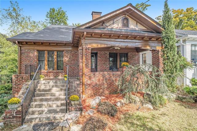 594 Cumberland Road NE, Atlanta, GA 30306 (MLS #6960535) :: RE/MAX Paramount Properties