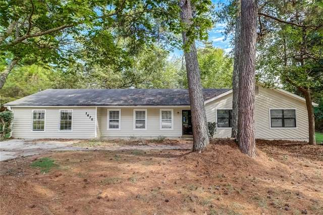 1670 Dunbarton Drive, Lithonia, GA 30058 (MLS #6960542) :: North Atlanta Home Team