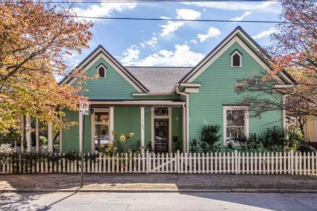 333 Woodward Avenue SE, Atlanta, GA 30312 (MLS #6960544) :: The Kroupa Team | Berkshire Hathaway HomeServices Georgia Properties