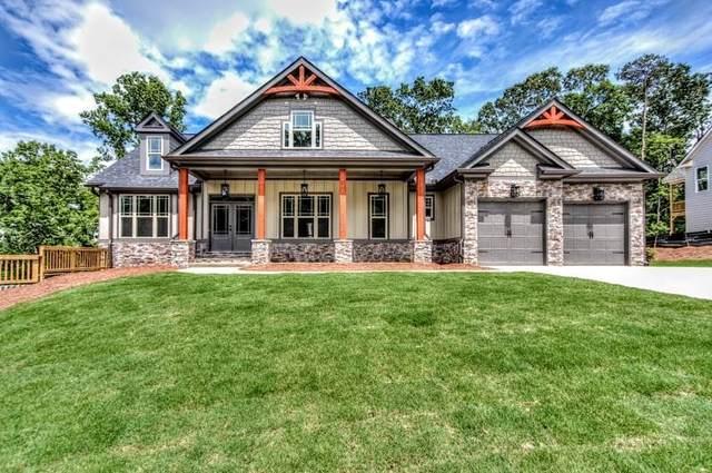 281 Boulder Lake Drive, Cartersville, GA 30121 (MLS #6960555) :: North Atlanta Home Team