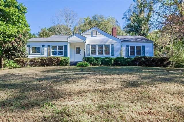 1301 Jefferson Highway, Winder, GA 30680 (MLS #6960570) :: North Atlanta Home Team