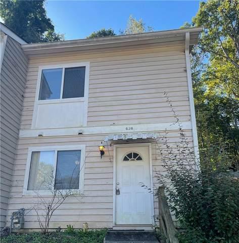 526 Granite Ridge Place, Sandy Springs, GA 30350 (MLS #6960576) :: North Atlanta Home Team